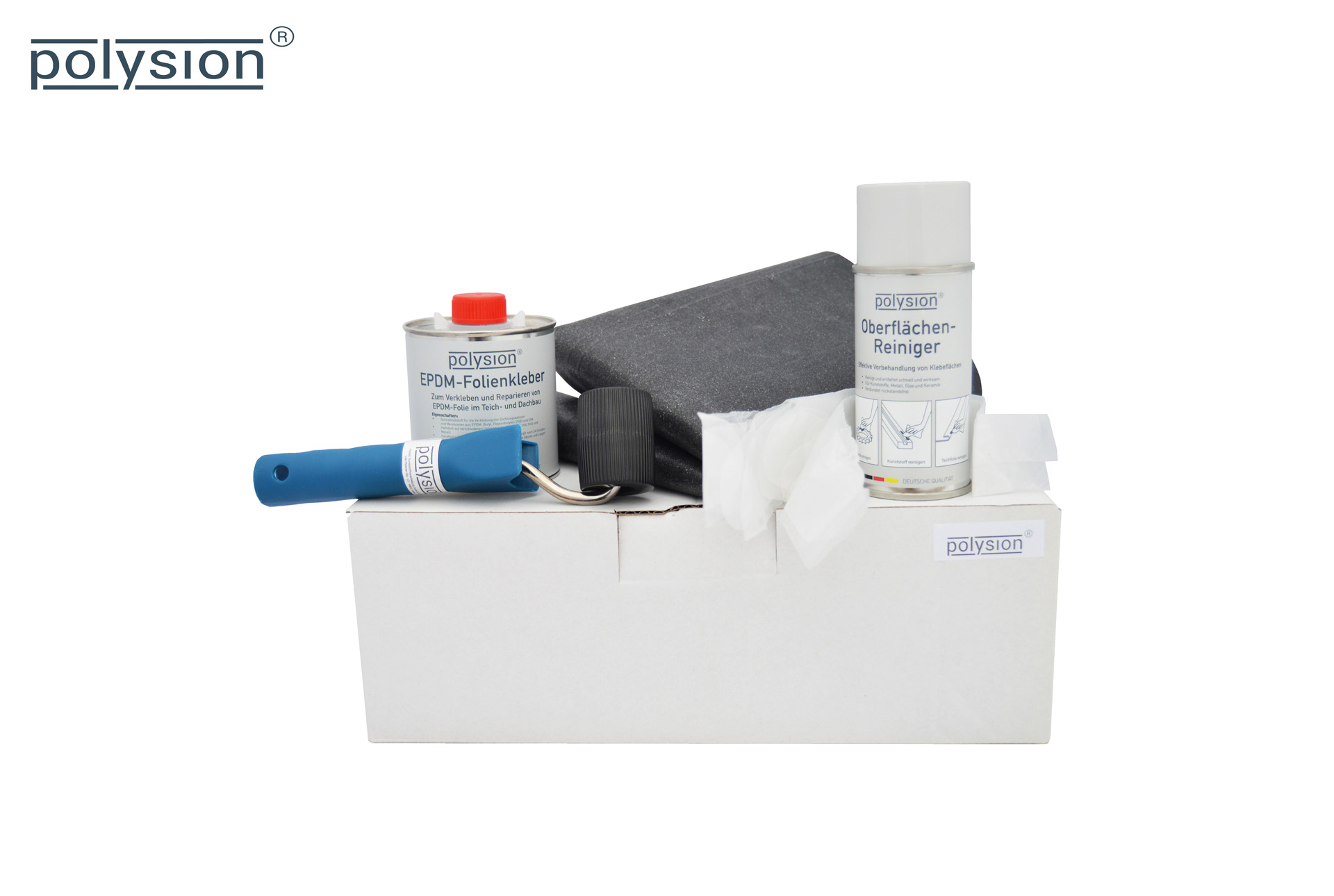 Polysion® Reparaturset EPDM Teichfolie