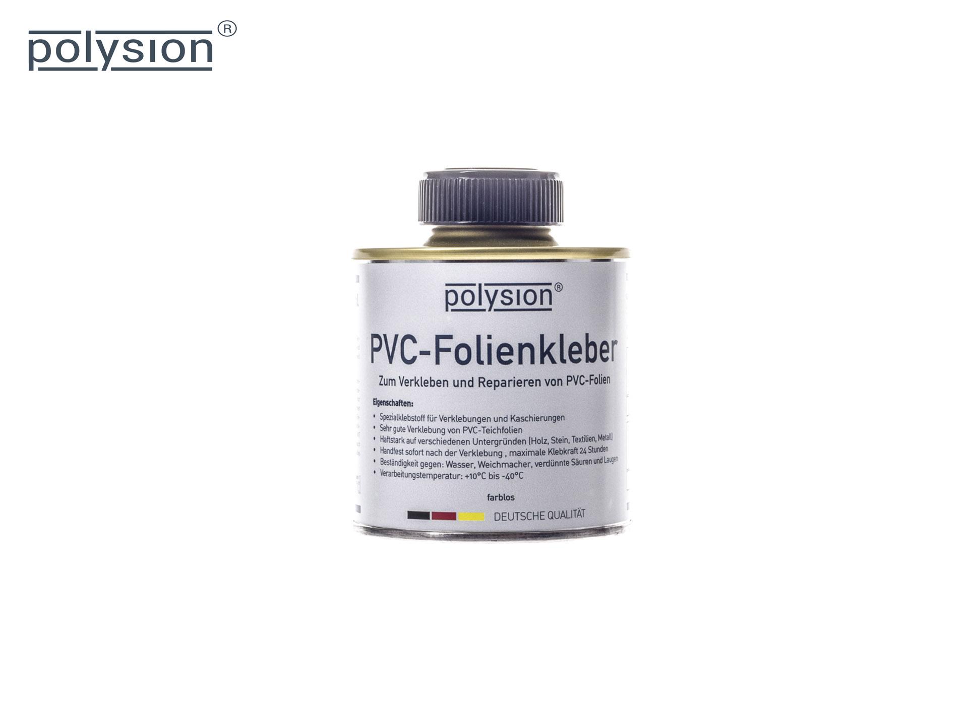 Polysion®PVC-Teichfolienkleber, 200ml - Grundpreis: 5,45€/100ml
